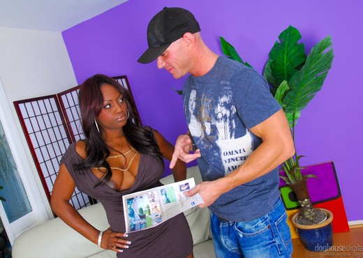 Jada Fire - White Guys Black Pies - Ebony HD Gallery