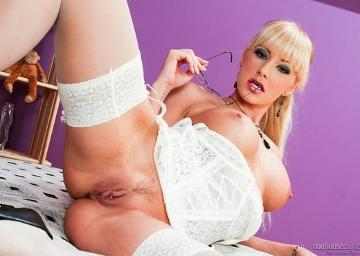 Nicole W, Natallie D'Angelo - Her First MILF #08 - Lesbian HD Gallery