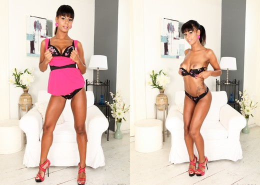Isabella Chrystin - Revenge Cuckold #02 - Ebony Picture Gallery