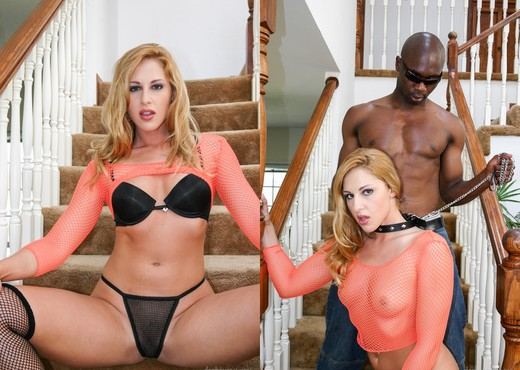 Lauren Phoenix, Jean-Claude Batiste - Spermbanks Vol 06 - Interracial Sexy Photo Gallery