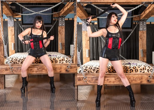 Yumi Yu, Desiree - Fetish Dolls #04 - BDSM Sexy Gallery