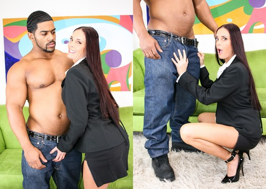 Cheyenne Hunter - Black Bros And Milf Ho's - Interracial Nude Pics
