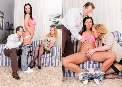 Mom And Dad Are Fucking My Friends #12 - Hardcore HD Gallery