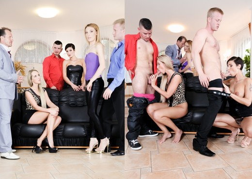 Swingers Orgies #08 - Hardcore Hot Gallery