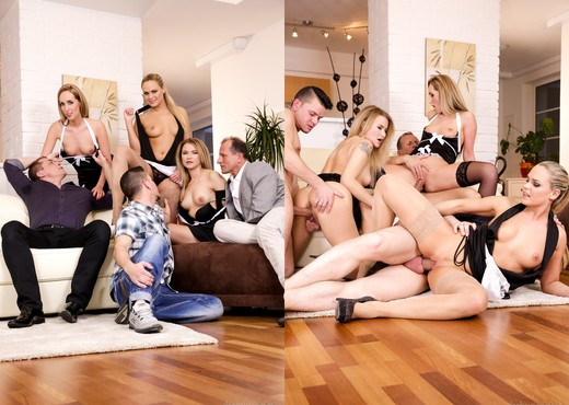 Swinger's Orgies #10 - Hardcore HD Gallery