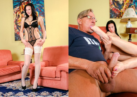 Corina S - Feet Pleasure - Feet Hot Gallery
