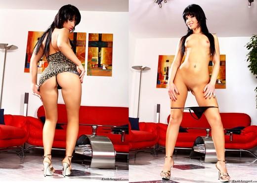 Celine Black, Choky - Angel Perverse #11 - Hardcore Nude Gallery