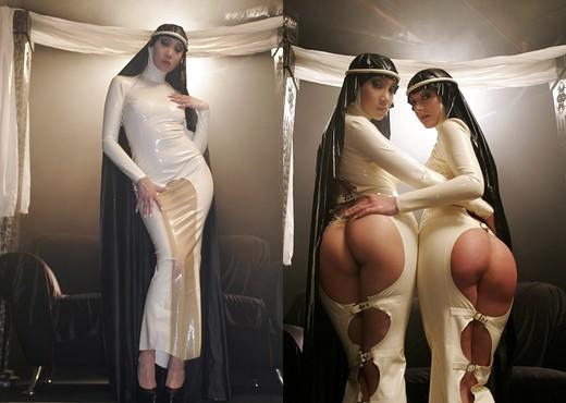 Melissa Lauren, Katsuni, Belladonna - Fashionistas Safado - Hardcore HD Gallery