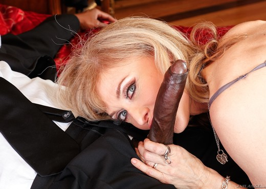 Nina Hartley - Evil Cuckold #02 - Interracial Sexy Gallery