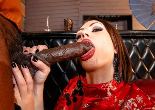 Sarah Shevon - Evil Cuckold #02 - Interracial Nude Gallery