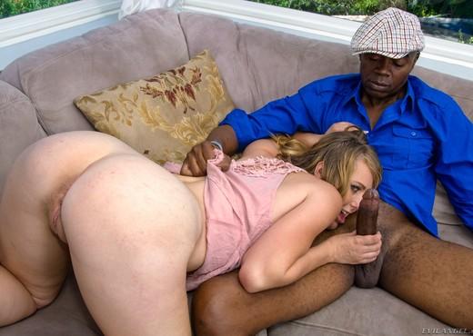 Emma Ash - Daddy Knows Best - Interracial TGP