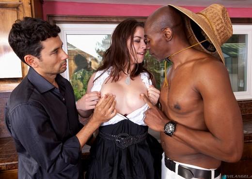 Nicole Rider, Gabriel - Evil Cuckold #05 - Interracial Picture Gallery