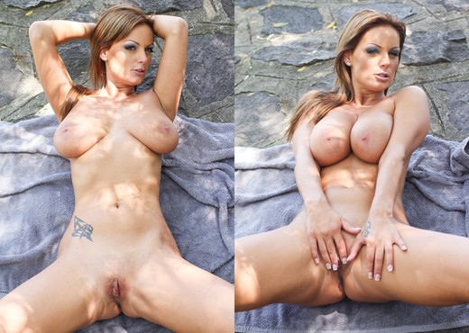 Sheila Grant, Sabby - Big And Real #04 - Boobs Sexy Photo Gallery