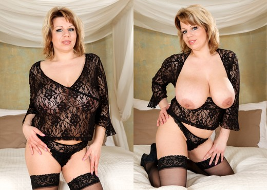 Silvie Wild - Big And Real #06 - Boobs Image Gallery