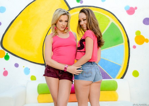 Dahlia Sky, Remy Lacroix - Too Much Anal - Ass Porn Gallery