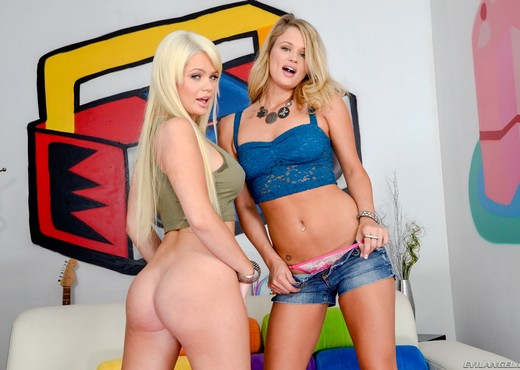 Heather Starlet, Alexis Ford - Too Much Anal - Ass Nude Gallery