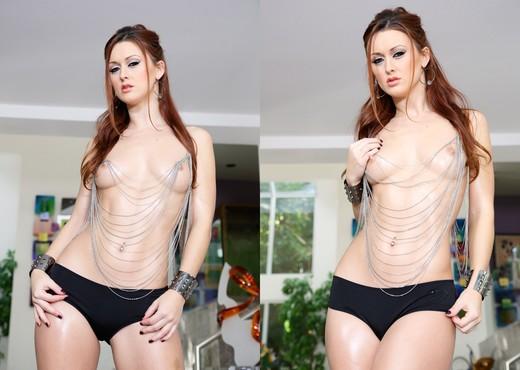 Karlie Montana - Lesbian Anal POV - Pornstars Sexy Gallery