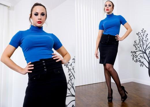 Chanel Preston - Lesbian Anal POV #02 - Solo Hot Gallery