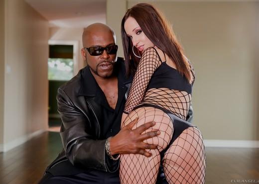 Jada Stevens - Lex Turns Evil - Interracial Hot Gallery