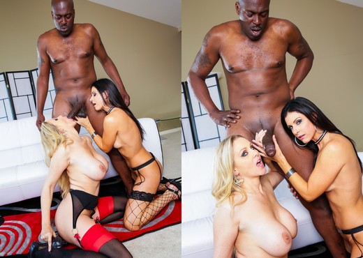 India Summer, Julia Ann - Lex Is A Motherfucker - Interracial TGP