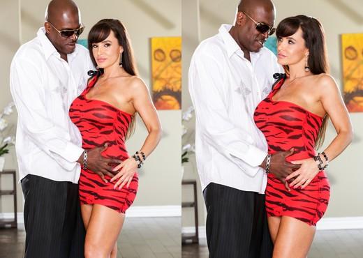 Lex VS Lisa Ann - Interracial TGP