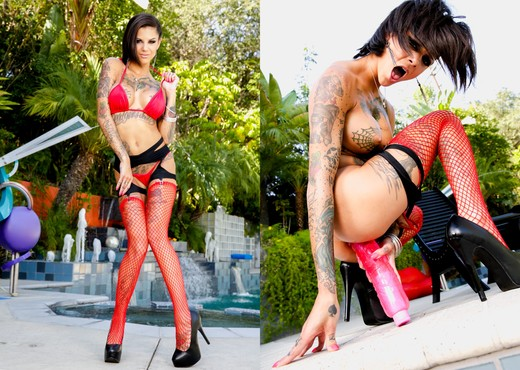 Bonnie Rotten - Evil Anal #19 - Anal Sexy Gallery