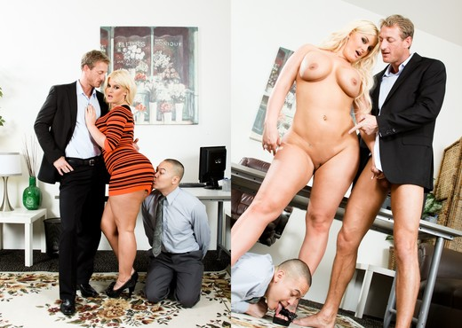 Julie Cash - Mean Cuckold - Hardcore Sexy Photo Gallery