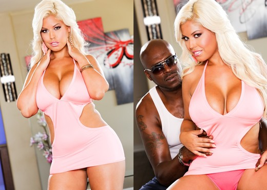 Bridgette B. - Lex's Breast Fest - Interracial Picture Gallery