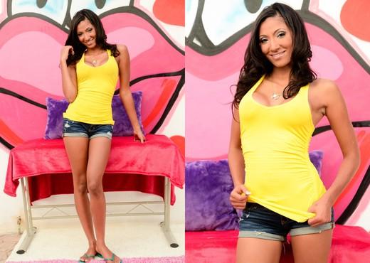 Sadie Santana - Sloppy Cocksuckers - Ass Porn Gallery