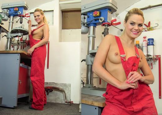 Barra Brass - Blow Me Off #02 - Blowjob Nude Pics