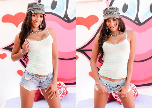 Sadie Santana - Anally Talented #02 - Ass Hot Gallery