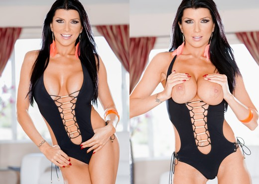 Romi Rain, Kevin Moore - Titty Creampies #06 - Boobs Sexy Gallery