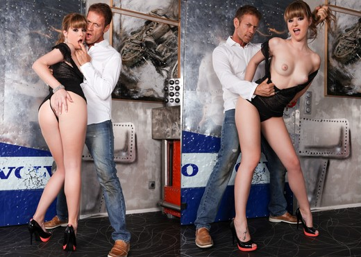 Charlyse Bella - Rocco's Perfect Slaves #03 - Anal HD Gallery