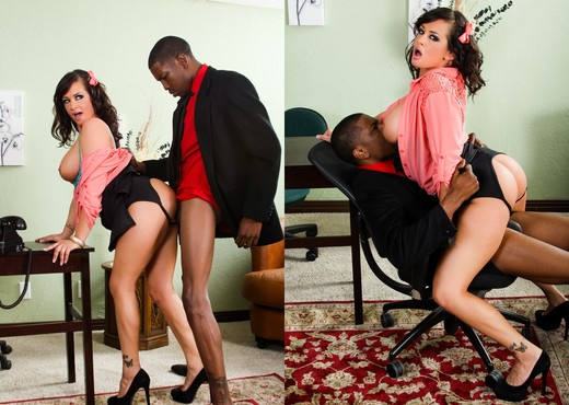 Tory Lane, Isiah Maxwell - When Porn Stars Attack! #04 - Interracial Nude Gallery