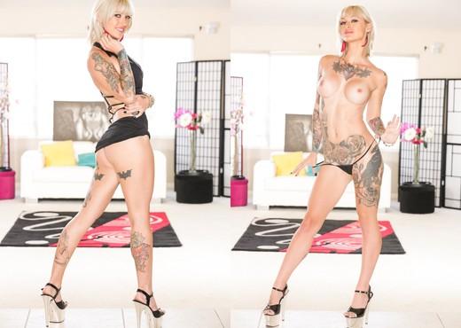 Kleio Valentien - Inked Angels #04 - Hardcore Sexy Gallery