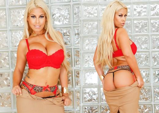 Bridgette B. - BAM Blonde Anal MILFs - Anal Sexy Gallery