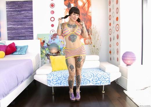 Dollie Darko - Full Anal Service - Solo Nude Gallery
