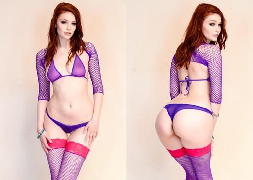 Anikka Albrite, Bree Daniels - Anikka's Bootycise - Pornstars Nude Pics