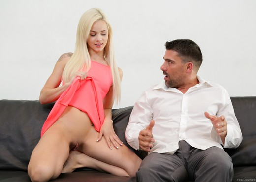 Elsa Jean - Stepdad Seduction - Hardcore Nude Pics