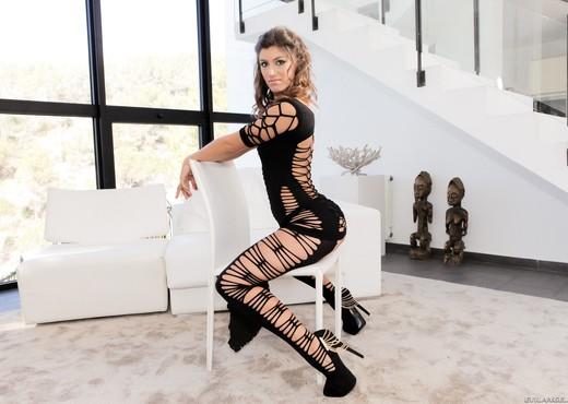Julia Roca - Nacho's Fucking Mansion - Solo Porn Gallery