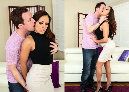 Francesca Le Loves Boys - Anal Image Gallery