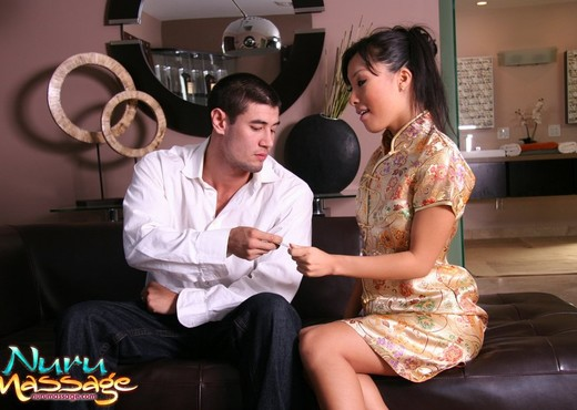 Asa Akira - Down In The Dumps - Fantasy Massage - Asian Picture Gallery