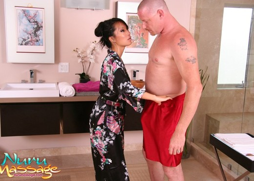 Asa Akira, Dick Chibbles - The Coach - Fantasy Massage - Asian HD Gallery
