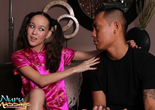 Amai Liu - Just Good Friends - Fantasy Massage - Asian HD Gallery