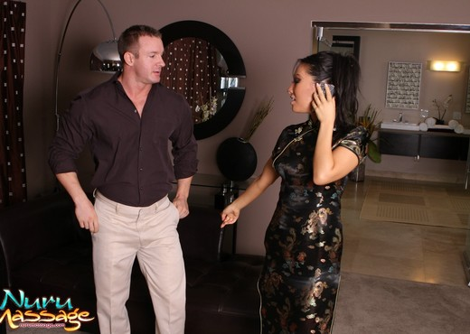 Asa Akira - Where Is Jackie? - Fantasy Massage - Asian Sexy Gallery