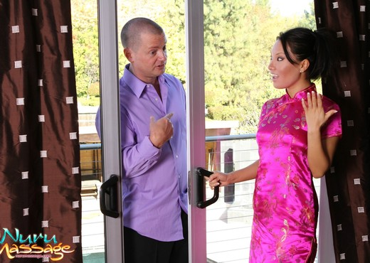 Asa Akira - Telling Mom and Dad - Fantasy Massage - Asian Sexy Gallery