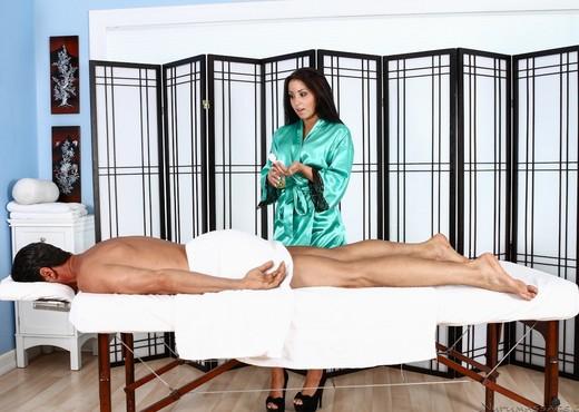 Lola Foxx - Mr. Manning - Fantasy Massage - Hardcore Nude Pics