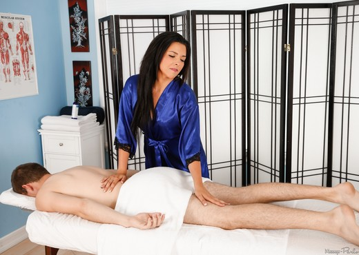 Danica Dillon, Jackson Ford - Loaded Gun - Fantasy Massage - Hardcore Image Gallery