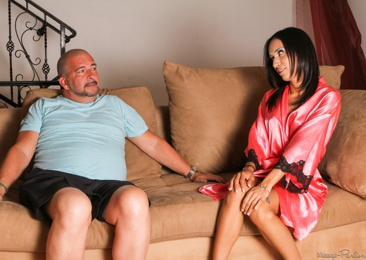 Tia Cyrus, James Bartholet - Sleezy Step-Dad - Hardcore HD Gallery