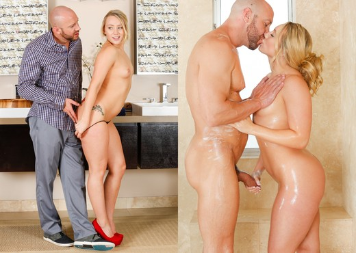 AJ Applegate - Hit It Rich - Fantasy Massage - Hardcore TGP